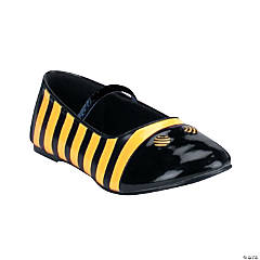 Black & Yellow Bumble Bee Shoes