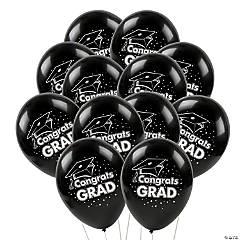 Black Congrats Grad 11