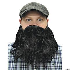 Black Curly Beard