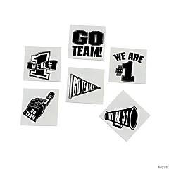 Black Go Team Tattoos