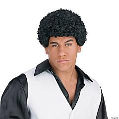 Black Jheri Curl Wig