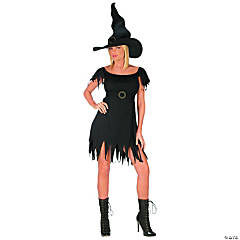 Black Magic Adult Women's Costume