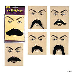 Black Mustache Assortment