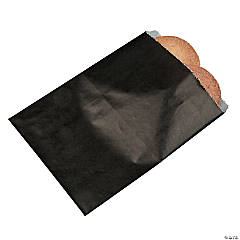 Black Parchment Treat Bags