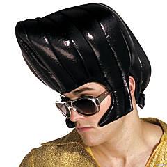 Black Rockin' Wig