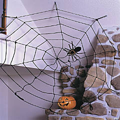 Black Spider Web Rope