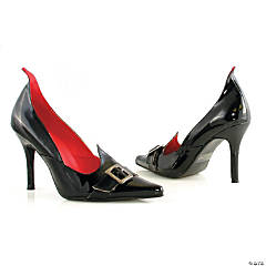 Black Witch Shoes