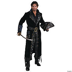 Blackbeard Adult Men's Costume