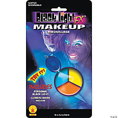 Blacklite Makeup Tri Color Pod