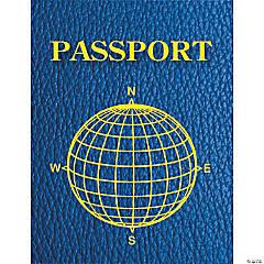 Blank Passports, 12 per Pack, Set of 3pks