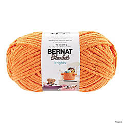 Blanket Brights Big Ball Carrot Orange