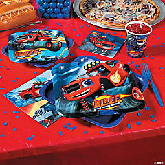 Blaze & Monster Machines Basic Party Pack