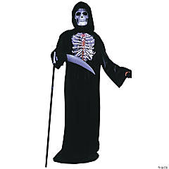 Bleeding Skelebones Kid's Costume