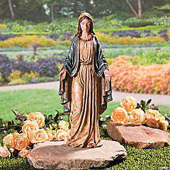 Blessed Virgin Statue
