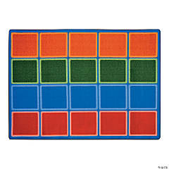Blocks Abound® Classroom Rug