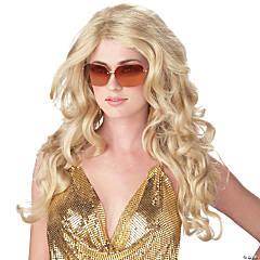 Blonde Super Sexy Model Wig
