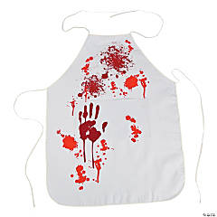 Blood Splatter Apron