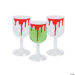 Bloody Wine Glasses