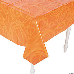 Bloom Plastic Tablecloth