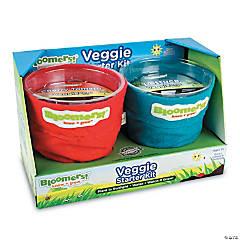 Bloomers! Veggie Growing Kit: Tomato & Lettuce