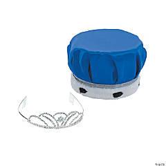 Blue & Silver Royalty Coronation Kit