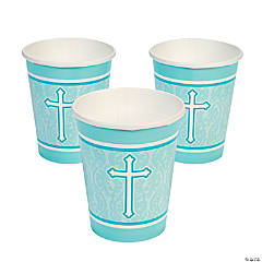 Blue Faith Cups