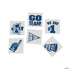 Blue Go Team Tattoos