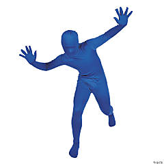 Blue Skin Suit for Men