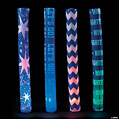 Blue Spirit Light-Up Batons