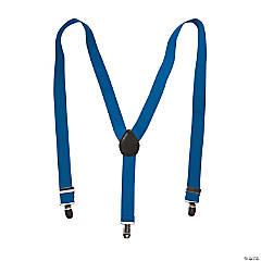 Blue Team Spirit Suspenders