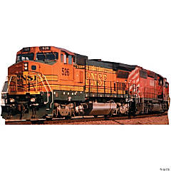 BNSF Train 526 Stand-Up