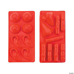 Body Part Ice Cube Trays
