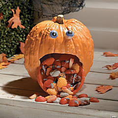 Body Parts Treat Pumpkin Idea