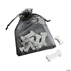 Bone Erasers in a Bag