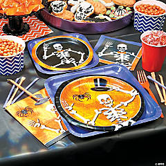 Boneyard Boogie Party Supplies
