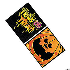"""Boo Bunch"" Halloween Luncheon Napkins"