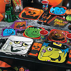 boo bunch halloween party supplies - Halloween Party Supplies