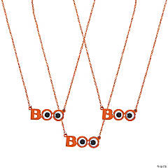 Boo Googly Eye Necklaces