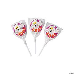 Boo Lollipops