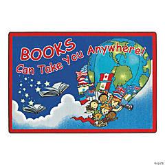 Books Can Take You® Classroom Rug