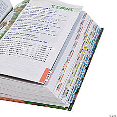 Books of the Bible Reading Tabs
