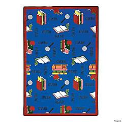 Bookworm® Classroom Rug