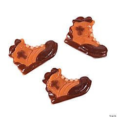 Boot-Shaped Gummies