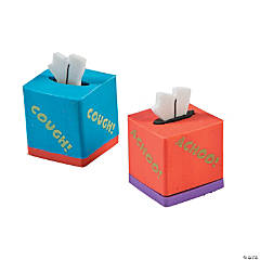 Box of Tissue Erasers