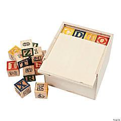 Box with Blocks