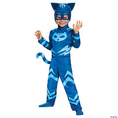 Boyu0027s Classic PJ Masks™ Catboy Costume  sc 1 st  Oriental Trading & Toddler Halloween Costumes | Oriental Trading Company