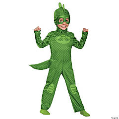 Boy's Classic PJ Masks™ Gekko Costume