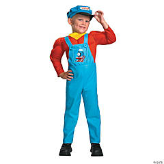 Boy's Muscle Chest Thomas the Tank Engine™ Thomas Costume