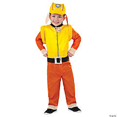 Boy's PAW Patrol™ Rubble Costume
