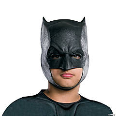 Boy's 3/4 Batman Mask
